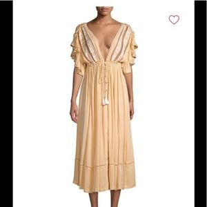 Free People Will Wait For Your Midi Dress
